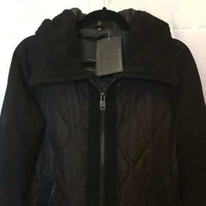 Zara Man Black Outerwear Jacket NWT Size M